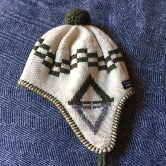 d04e9e39f17e9 Patagonia Ear Flap Hat. M 5bc24be104e33d3cba62e1f5